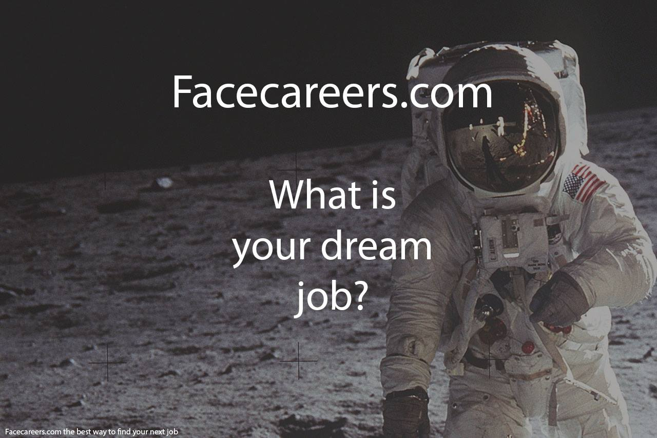 facecareers the best way to your next job that s one small step for man one giant leap for mankind